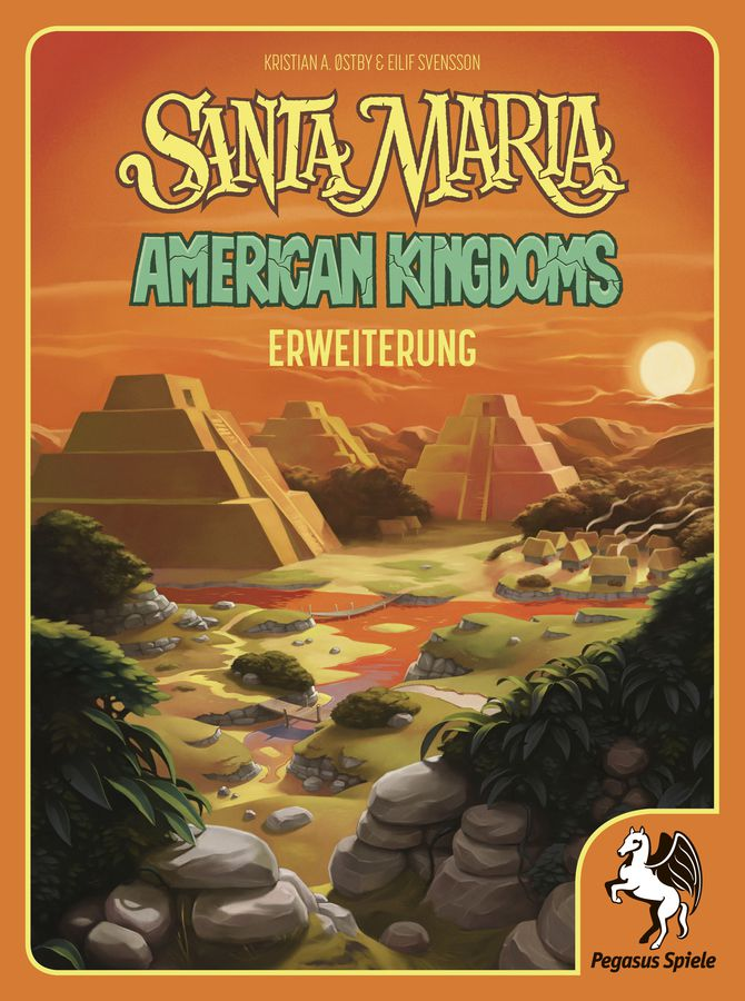 Bild von Santa Maria Erweiterung American Kingdoms angekündigt