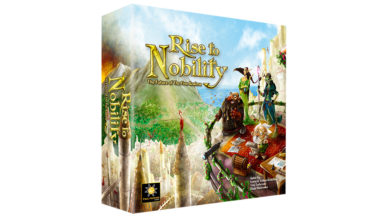 Rise to Nobility. Foto: Final Frontier Games