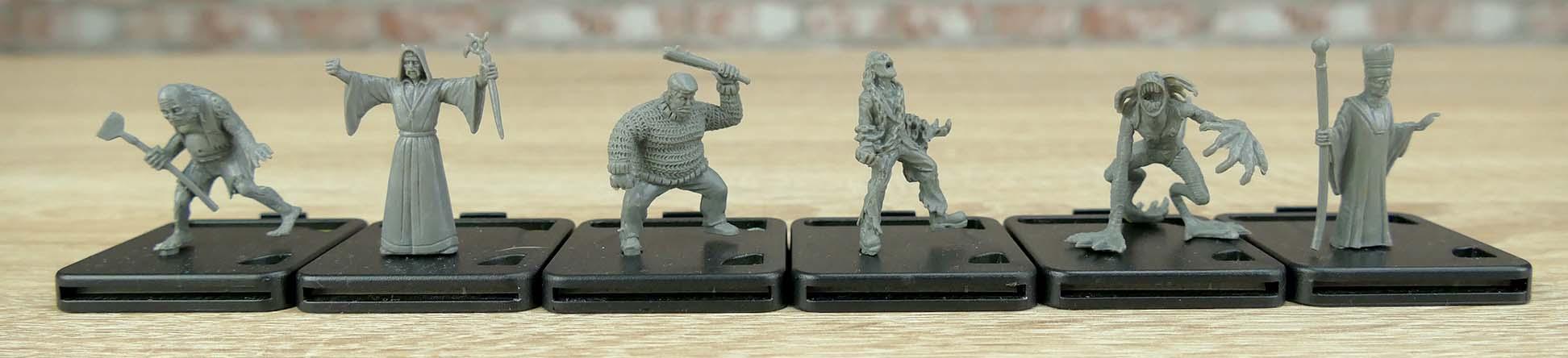 Villen des Wahnsinns 2 kleine Miniaturen