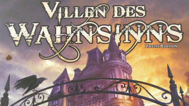 Villen des Wahnsinns 2nd Edition Cover BGJ