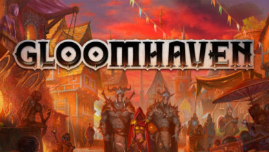 Gloomhaven Foto: Cephalofair Games
