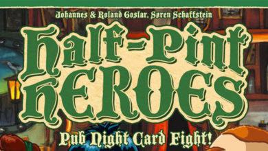 Bild von Rezension: Half Pint Heroes
