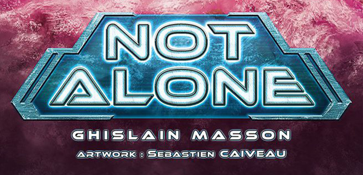 Not Alone. Bildquelle: Corax Games