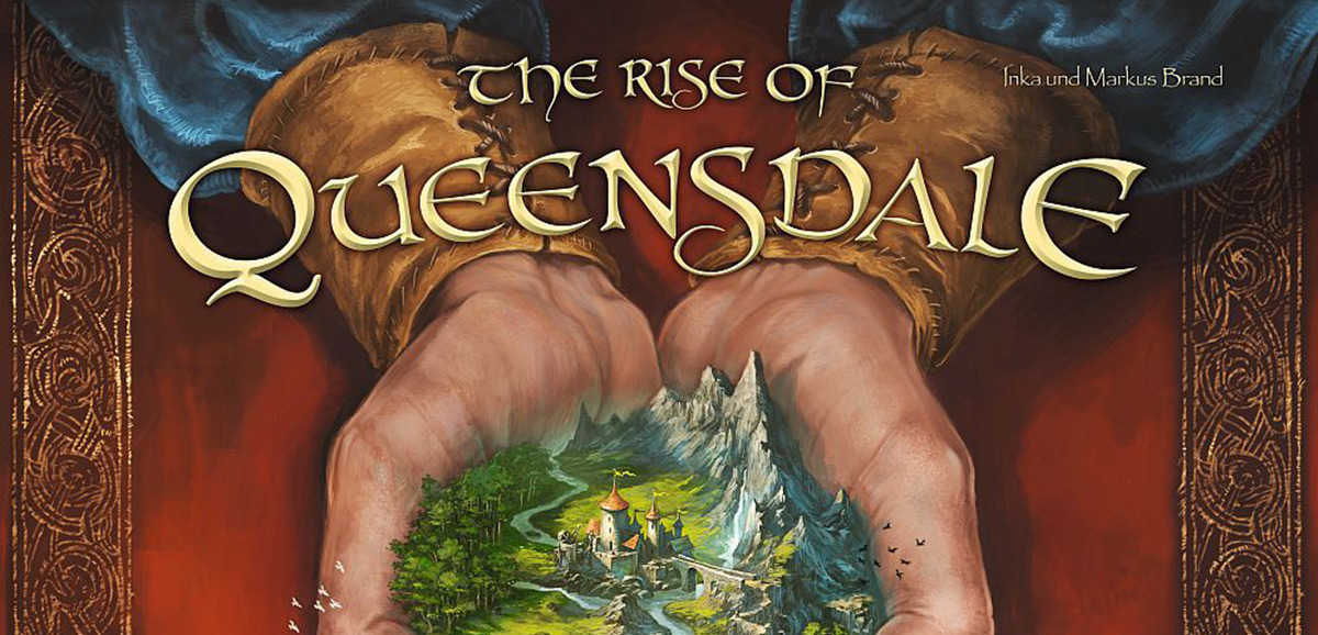 The Rise of Queensdale. Bildquelle: alea / Ravensburger Spiele