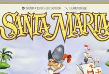 Santa Maria. Bildquelle: Pegasus Spiele
