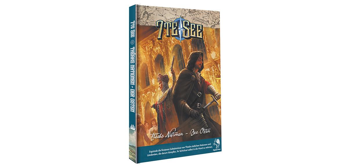 7te See - Theas Nationen - Der Osten. Bildquelle: Pegasus Spiele