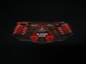 Playerboard der Klingonen