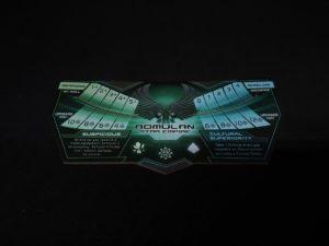 Playerboard der Romulaner
