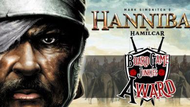 Hannibal & Hamilcar. Foto: Feuerland Spiele