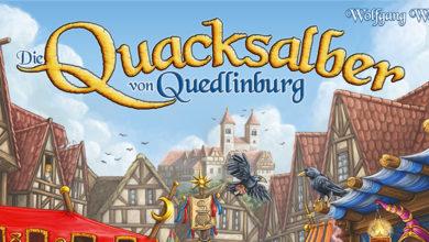 Bild von Rezension: Die Quacksalber von Quedlinburg