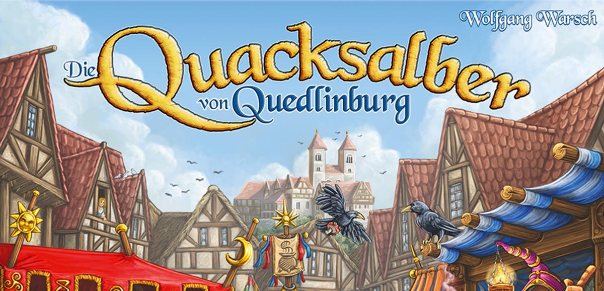 Die Quacksalber von Quedlinburg. Bildquelle: Schmidt Spiele
