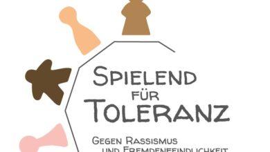Bild von Wir sind spielend für Toleranz, gegen Rassismus und Fremdenfeindlichkeit