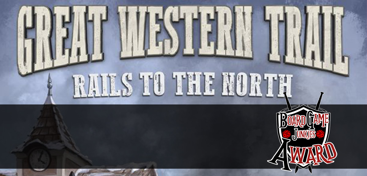 Great Western Trail Rails to the North. Foto: Pegasus Spiele, eggertspiele, Plan B Games