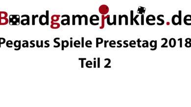 Pegasus Spiele Pressetag 2018