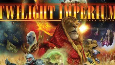 Bild von Rezension: Twilight Imperium 4