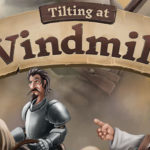 Tilting at windmills. Foto: Cogitate Games