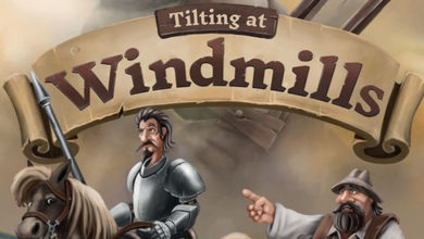 Bild von Rezension: Tilting at Windmills