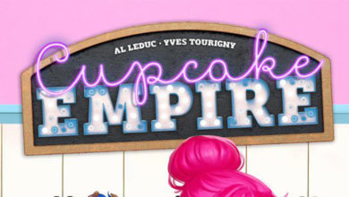Cupcake Empire. Foto: Ludonova