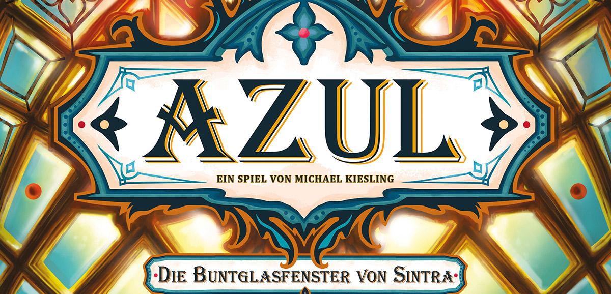 Azul: Die Buntglasfenster von Sintra. Quelle: Pegasus Spiele