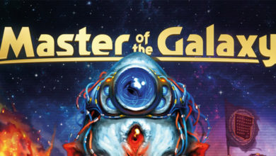 Bild von Rezension: Master of the Galaxy