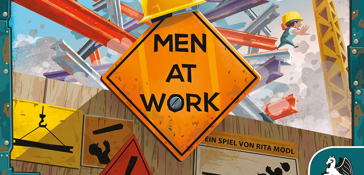 Men at Work. Quelle: Pegasus Spiele