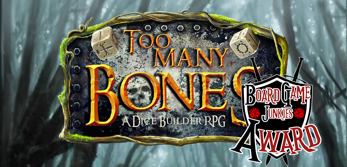 Too Many Bones. Foto: Chip Theory Games