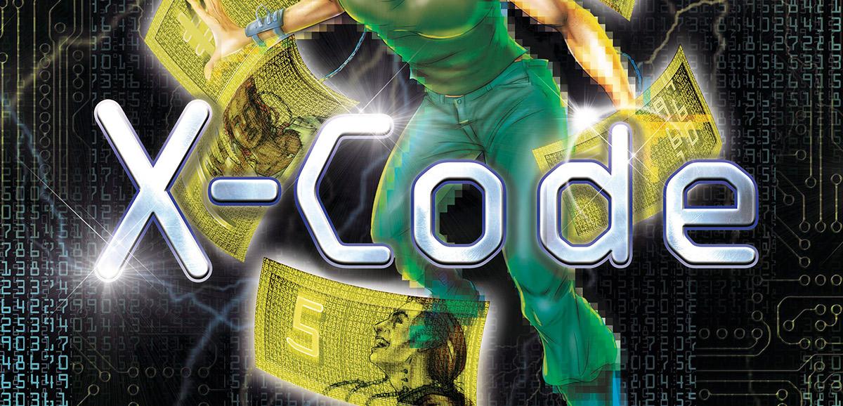 X-Code. Foto: Amigo Spiel + Freizeit