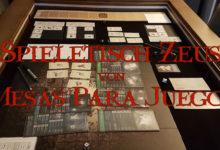 Bild von Spieletisch ZEUS von Mesas Para Juegos