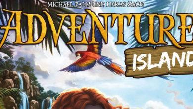 Adventure Island. Quelle: Pegasus Spiele