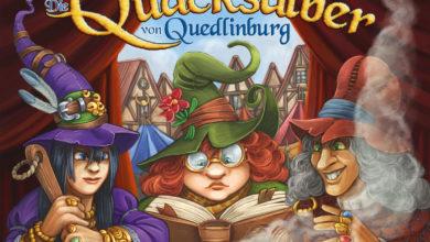 Bild von Rezension: Die Quacksalber von Quedlinburg – Die Kräuterhexen