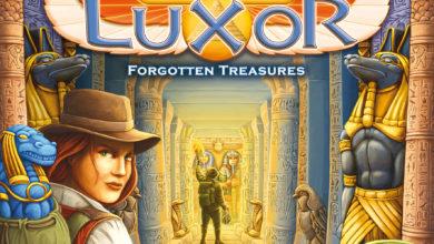 Bild von Rezension: Luxor – Die vergessenen Schätze