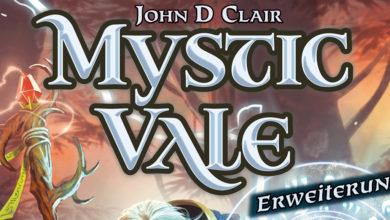 Bild von Rezension: Mystic Vale – Der große Manasturm