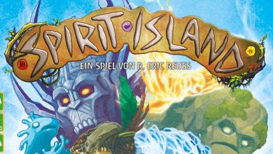 Bild von Rezension: Spirit Island