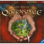 The Rise of Queensdale Cover - Ravensburger, Alea
