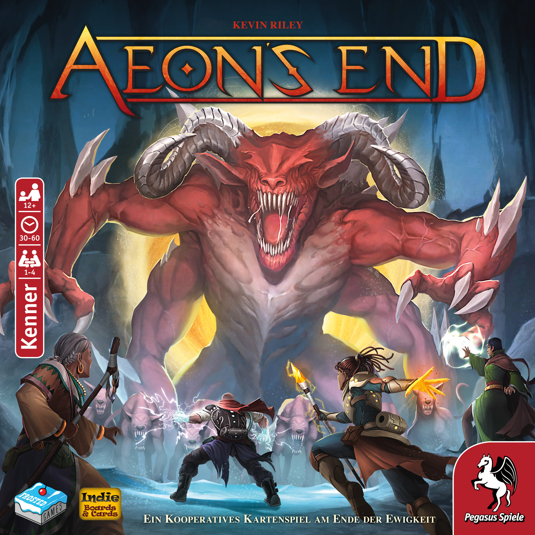 Aeons End Cover - Pegasus Spiele, Frosted Games