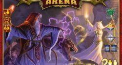 Mage Wars Arena Cover - Pegasus Spiele