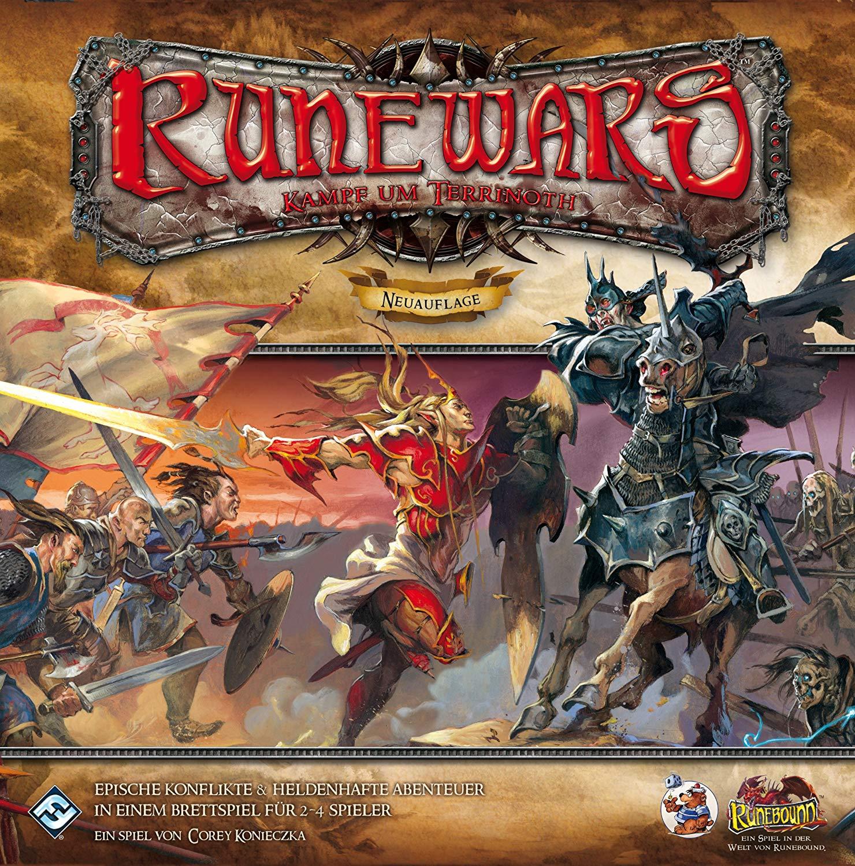 Bild von Rezension: Runewars und Erweiterung