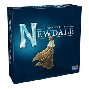 Newdale Cover - Lookout Spiele