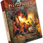 Pathfinder 2 Rulebook Cover - Paizo