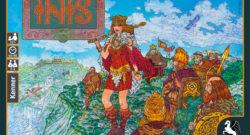 Inis Cover - Pegasus Spiele, Matagot