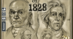Revolution of 1828 Cover. Quelle: Frosted Games
