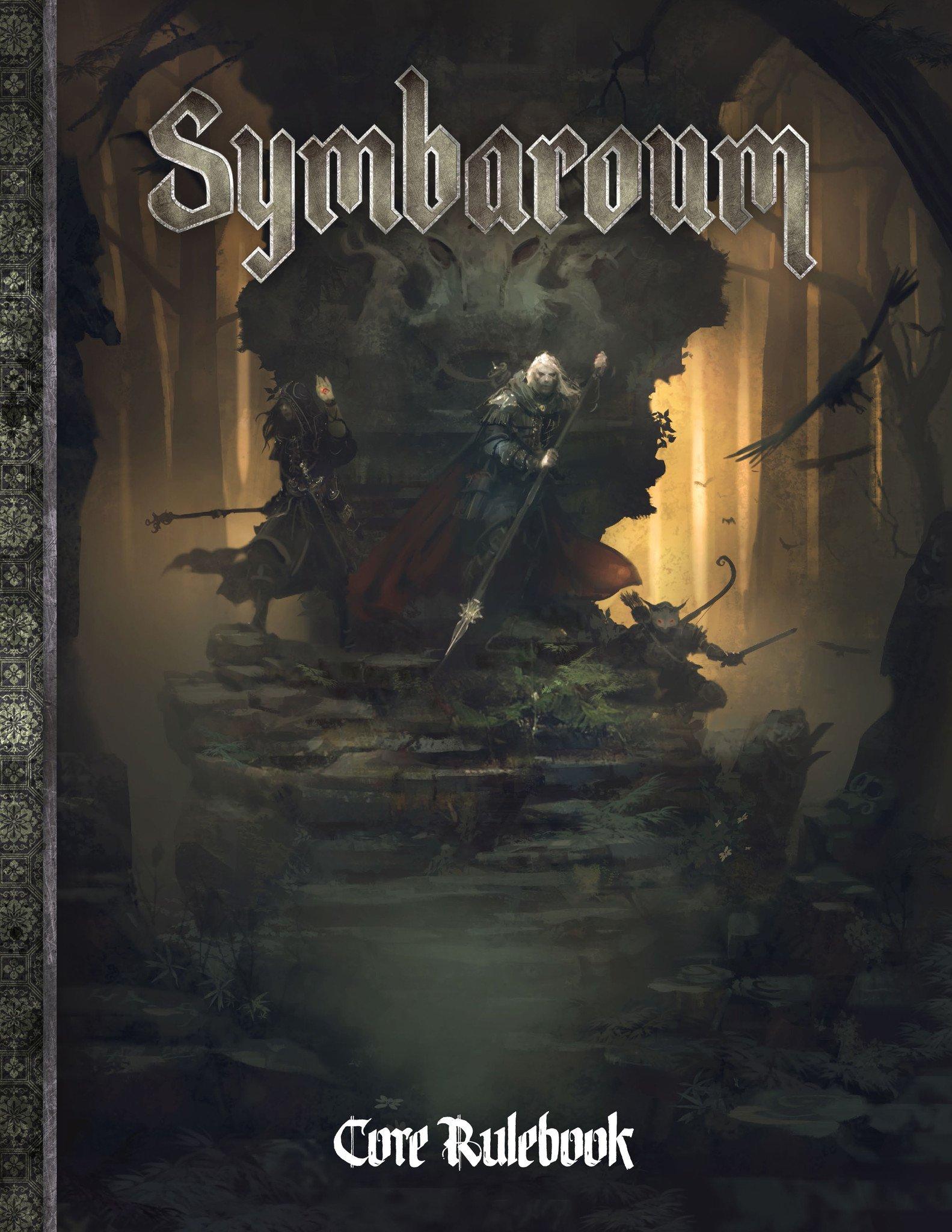 Bild von Ausblick auf kommende Symbaroum Veröffentlichungen