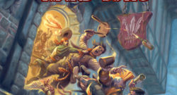 Warhammer Fantasy 4 - Rough Nights & Hard Days Cover - Cubicle7