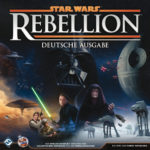Star Wars: Rebellion Cover - asmodee, Fantasy Flight Games