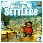 Imperial Settlers Cover - Pegasus Spiele