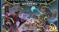 Mage Wars: Academy Cover - Pegasus Spiele
