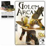 Golem Arcana Cover - Pegasus Spiele