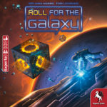 Roll for the Galaxy Cover - Pegasus Spiele