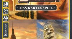 Im Wandel der Zeiten: Das Kartenspiel Cover - Pegasus Spiele