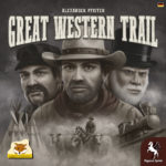 Great Western Trail Cover. Quelle: Pegasus Spiele